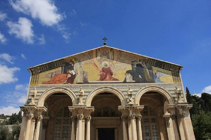 ירושלים: כנסיית כל העמים בירושלים
