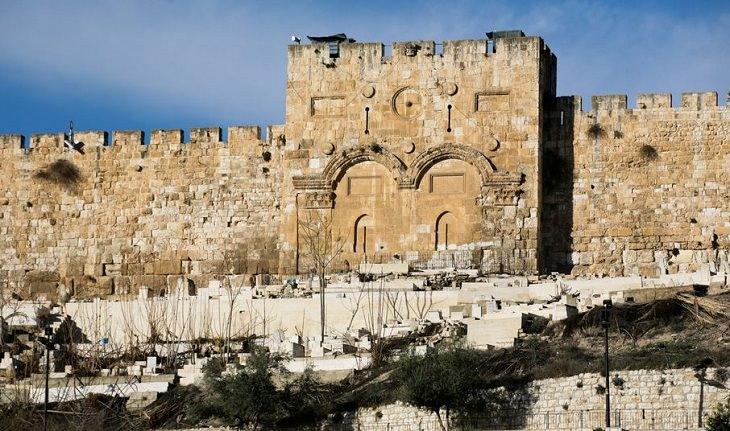 ירושלים: שער הרחמים