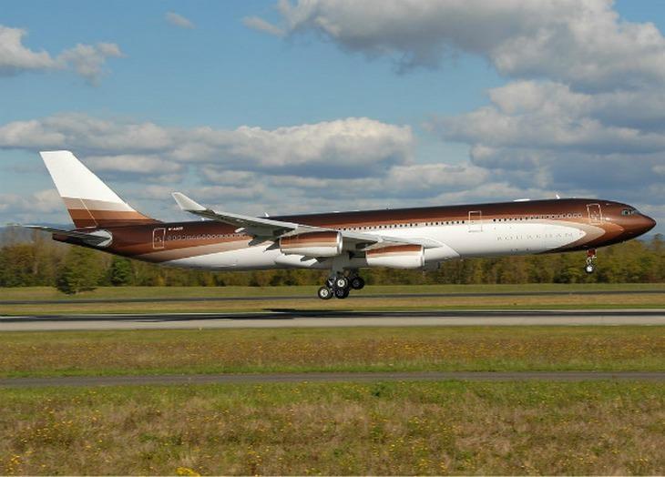 מטוסי יוקרה: איירבוס 340-300A