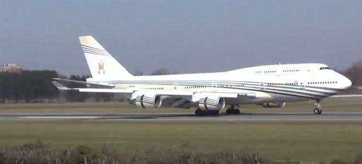 מטוסי יוקרה: בואינג 747-430