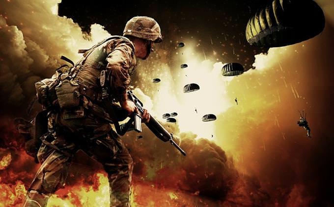 שאלון ידע כללי: חייל במלחמה