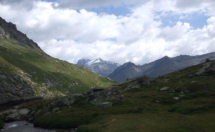 טיול לצפון איטליה: הפארק הלאומי גראן פרדיסו