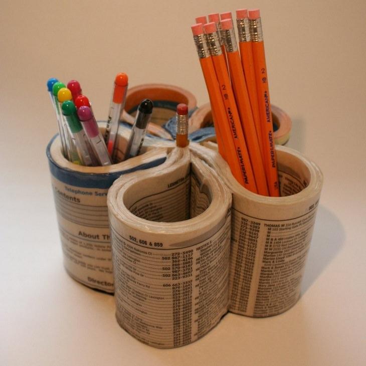פתרונות לספרים ישנים: מעמד עפרונות