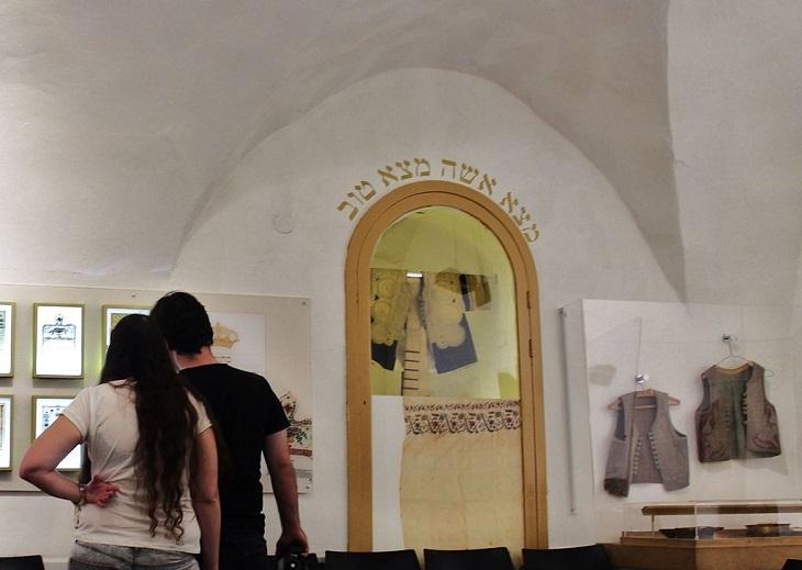 וויקיפדיה אוהבת אתרי מורשת: מוזיאון חצר היישוב הישן