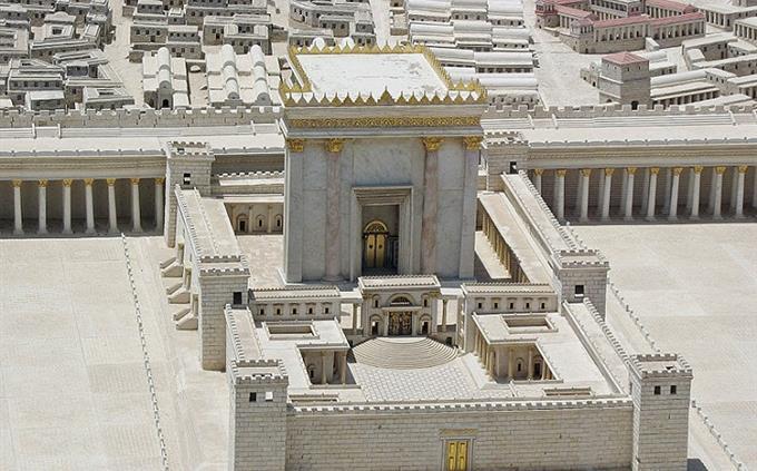 מבחן טריוויה: בית המקדש השני