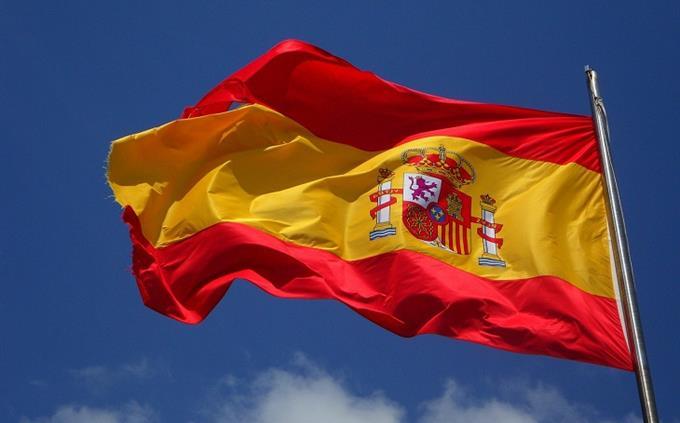 חידון גאוגרפיה: דגל ספרד