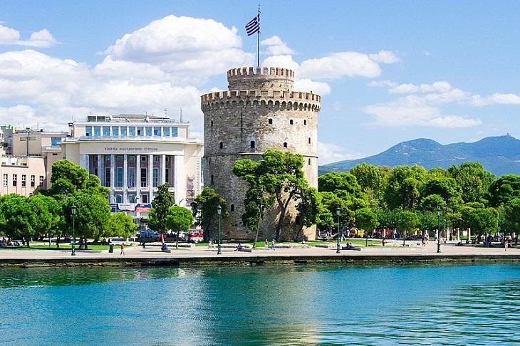 9 מהמקומות המומלצים ביותר בסלוניקי: המגדל הלבן