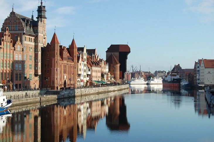 יעדים מפתיעים ומומלצים לטיול: גדנסק, פולין