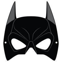 מסיכות פורים להדפסה: מסיכת באטמן