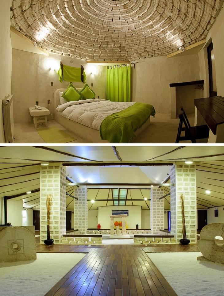 מלונות מיוחדים מסביב לעולם: מלון פלאסיו דה סאל