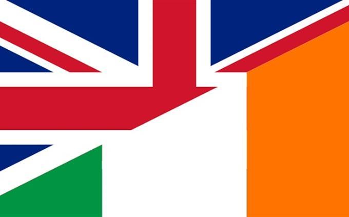 מבחן ידע כללי: דגלי בריטניה ואירלנד משולבים יחד