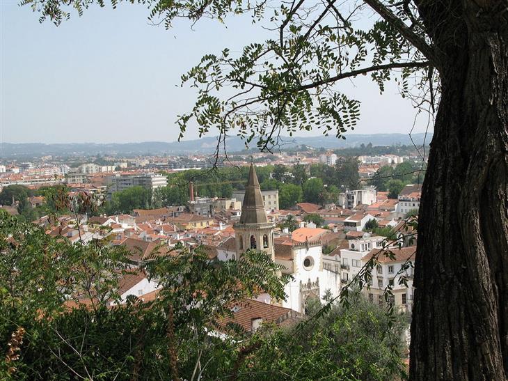 יעדים לא מוכרים בפורטוגל: טומאר