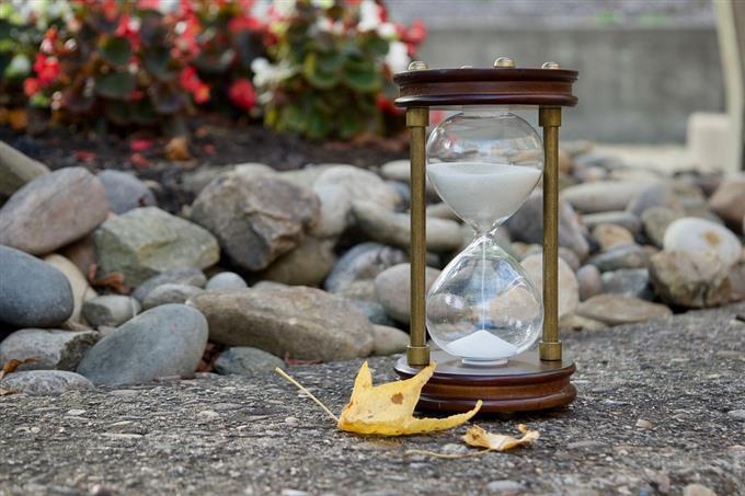 מבחן אישיות לשיפור החיים: שעון חול