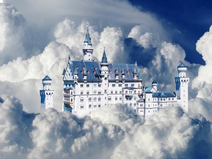 תכנות מחדש של התת מודע: טירה בין העננים