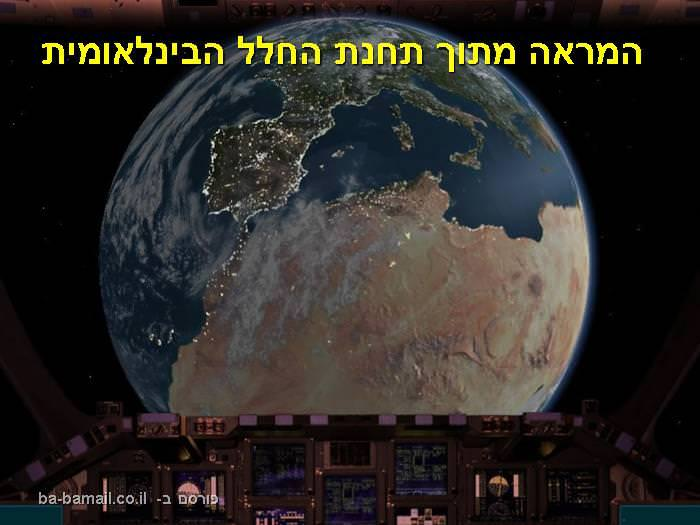 מצגת מדהימה על היקום ומוסר השכל קטן...כדאי לראות!