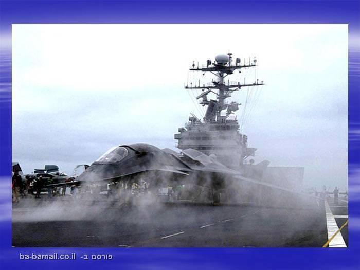 באוויר ובים - האמריקאים מוכנים לכל תרחיש