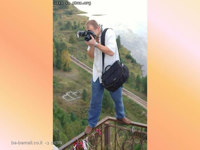 קורע! תמונות הזויות מהעולם