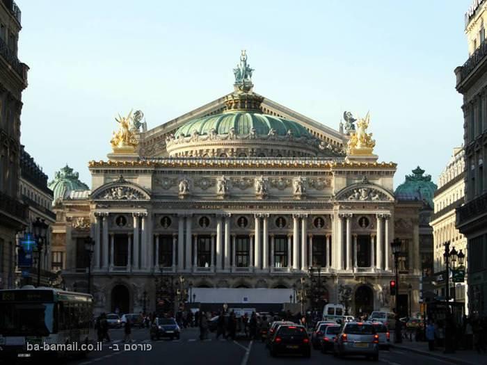 בית האופרה של פריז