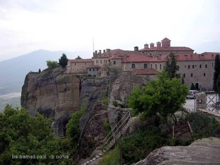 לא רק סופלקי ובוזוקי - מבט על הרי יוון
