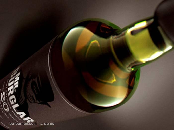 עיצובי בקבוקים ייחודיים - מגניב!