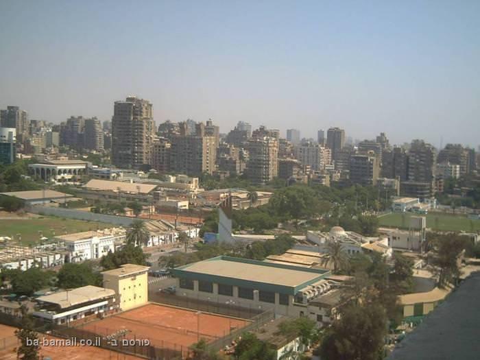פנינת הנילוס - יופיה של בירת מצרים