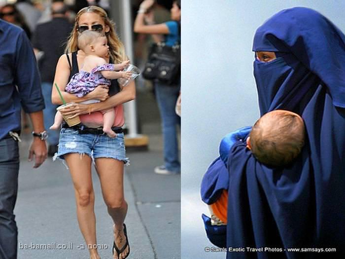 נצרות, איסלאם, דת, יהדות, עולם, תינוק