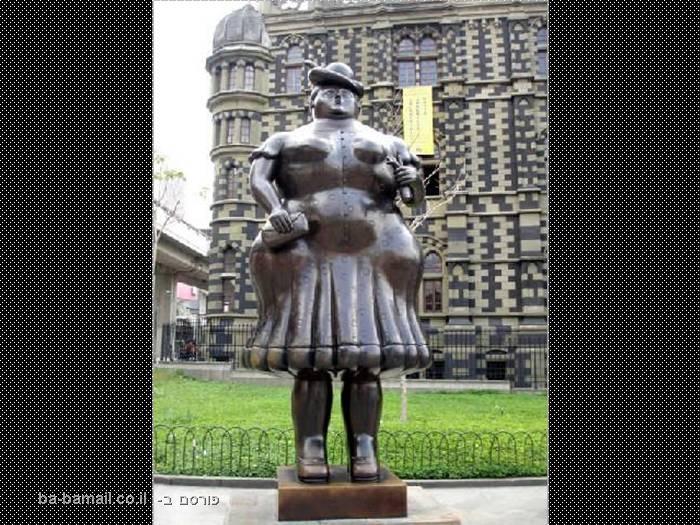 פרננדו בוטרו, בוטרו, אמנות, קולומביה, פסל