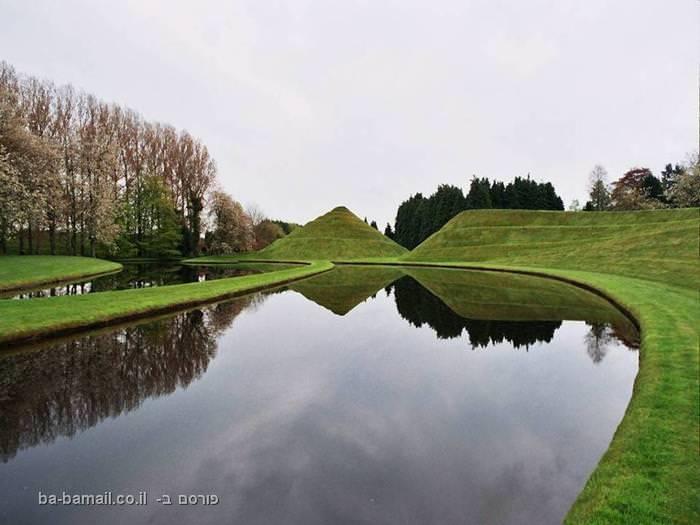 גנים, גן, פרחים, גני הספקולציה הקוסמית, פורטרק, סקוטלנד