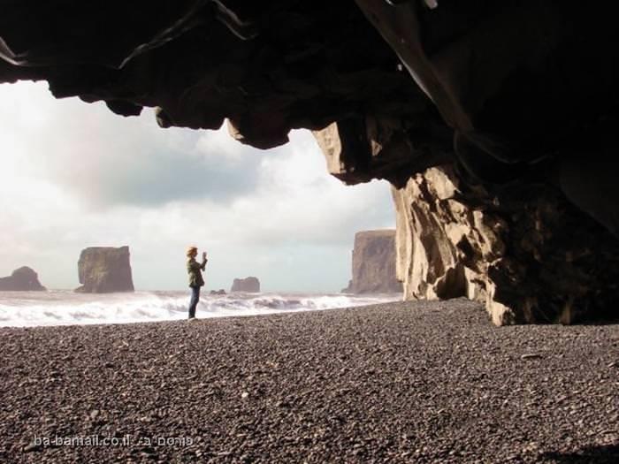 איסלנד, ים, צוקים, האוקיינוס האטלנטי