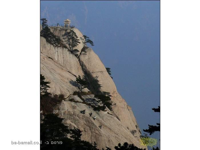 חואה שאן, הר הפרחים, סין