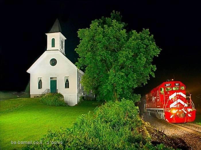 רכבת ברגן