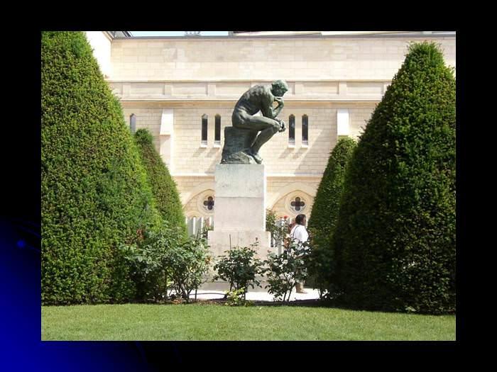 האומנות המדהימה במוזיאון רודן בפריז