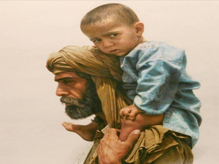 היישר מאיראן - הצייר הריאליסטי הגדול בדורנו