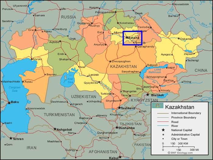 בירת קזחסטן עומדת להפתיע אתכם מאוד