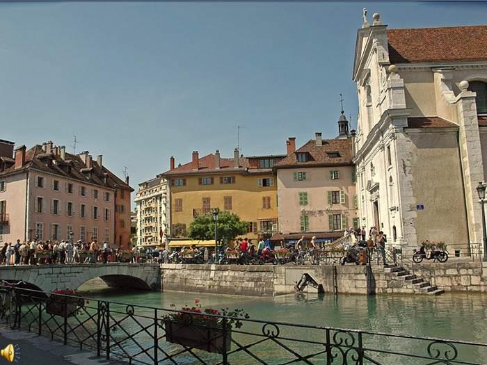 המקום הרומנטי בעולם הוא בצרפת, אך זו לא פריז