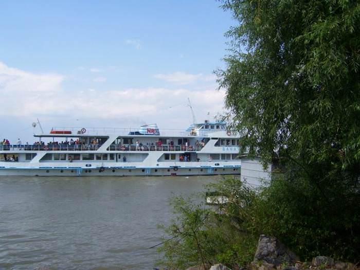 פסטורליות במיטבה - נתיבו של נהר הדנובה