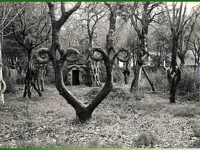 פיסול בעצים