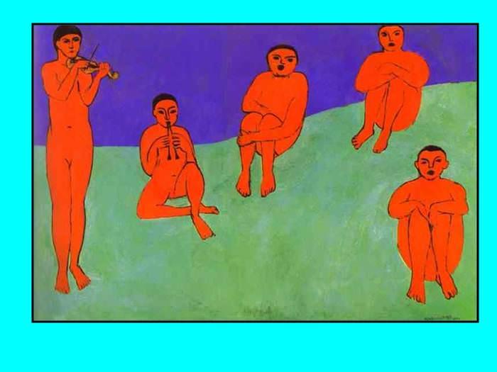 יצירותיו של גדול אמני צרפת במאה החולפת