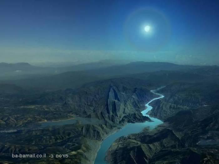 תמונות של הירח