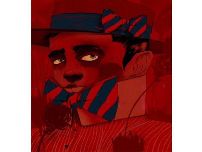 ג'ונתן באטרלט נולד אמן, גם אם הוא גילה זאת רק בקולג'