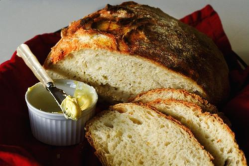 מתכון ללחם ביתי פשוט וקל