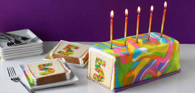 מתכון לעוגת יום הולדת מעוצבת