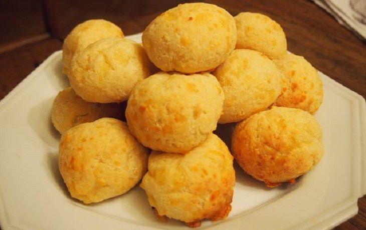מתכון לצ'יפאס - לחמניות גבינה
