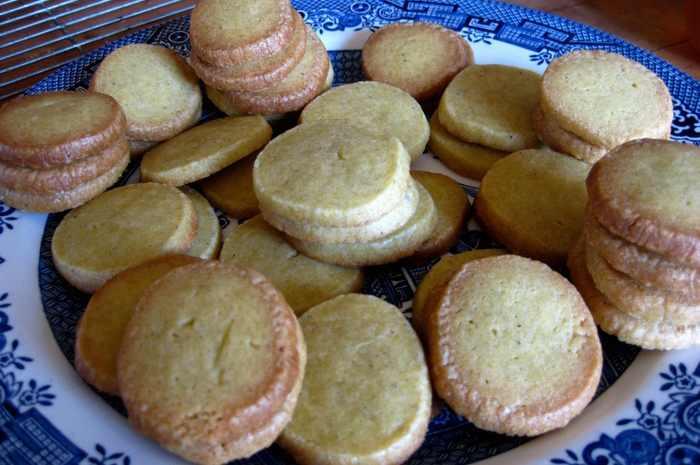 מתכון קל לעוגיות חמאה פריכות