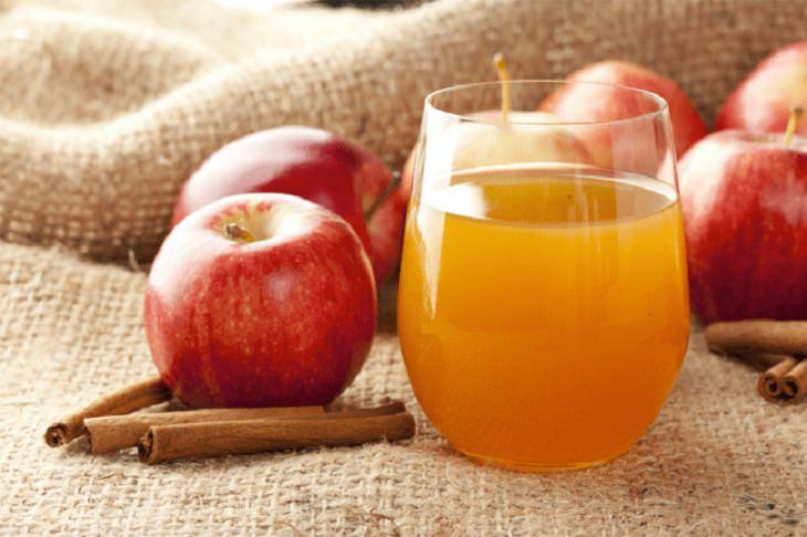 מתכון לסיידר תפוחים תוצרת בית