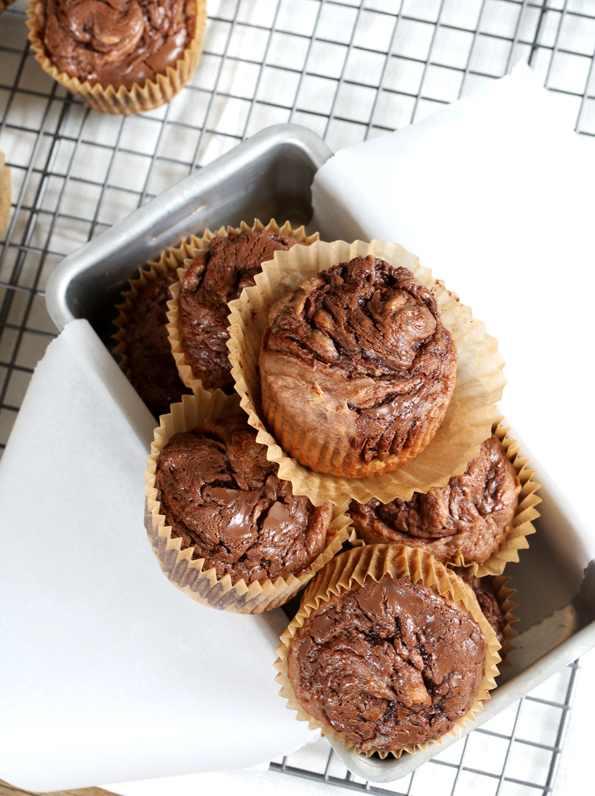 מתכון לעוגות מאפינס ספירלה כשרות לפסח