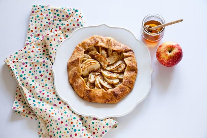 מתכון לקינוח מתוק במיוחד - מניפת תפוחי עץ