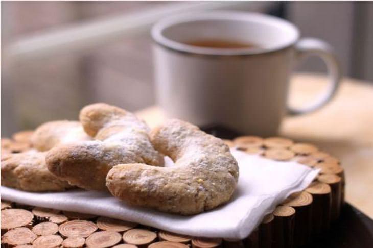 מתכון לעוגיות שקדים פריכות במיוחד