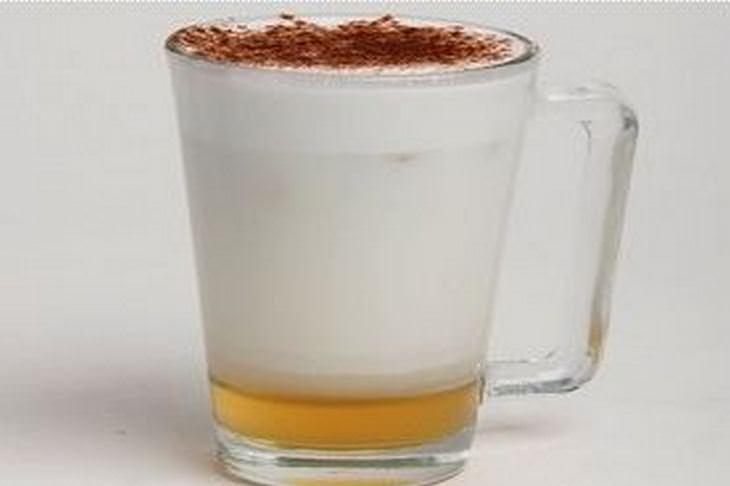 מתכון לוויסקי בדבש חלב וג'ינג'ר