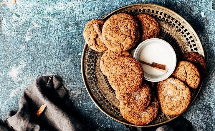 מתכון לעוגיות דבש ותבלינים